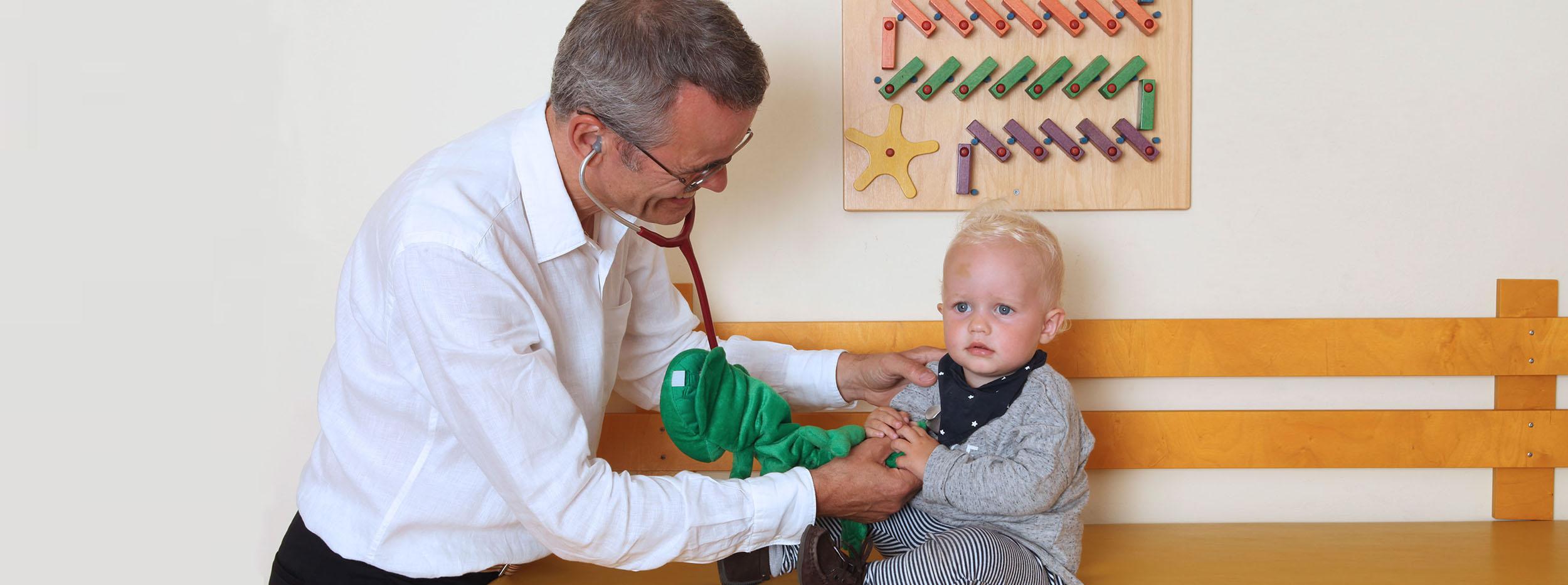 Kinderarzt von Fellner - Münster